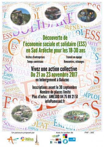 Parcours découverte de l'Economie Sociale et Solidaire (ESS)