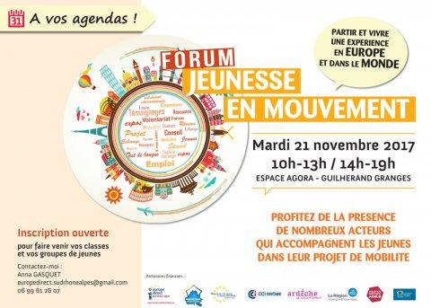 Forum Jeunesse en Mouvement