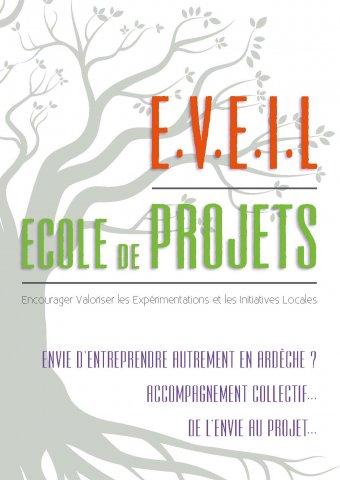 Inscription : E.V.E.I.L Ecole de Projets