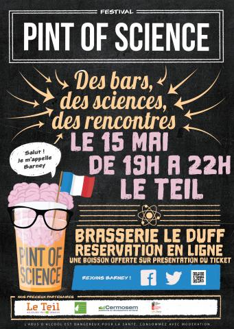 "Festival ""Pint of Science"" au Teil"