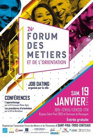 Forum des métiers et de l'orientation