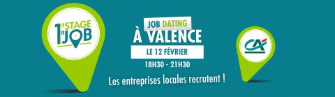 Jobs dating à Valence