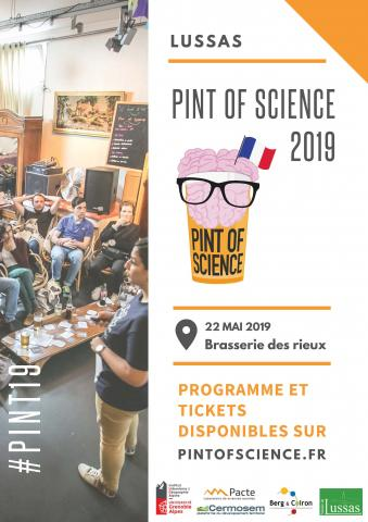 "Festival ""Pint of Science"" à Lussas"