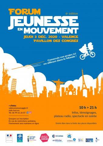 Forum Jeunesse en Mouvement à Valence