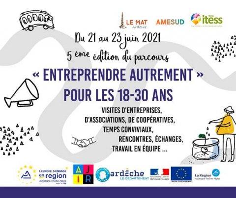 Parcours Entreprendre Autrement 2021